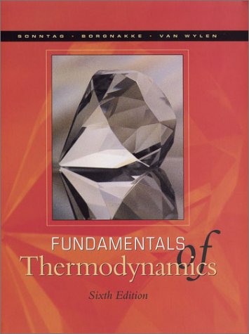 Fundamental Of Engineering Thermodynamics Pdf